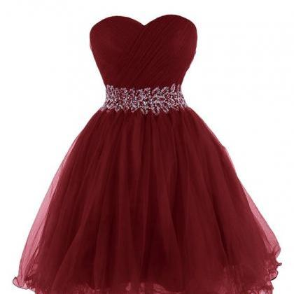 Ball Gown, sweetheart, with sash, S..
