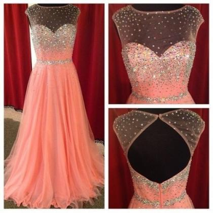 2017 Custom Made High Quality Prom ..