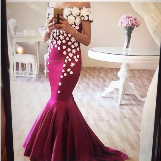 Mermaid Prom Dress,Long Prom Dresses,Charming Prom Dresses,Evening Dress Prom Gowns, Formal Women Dress