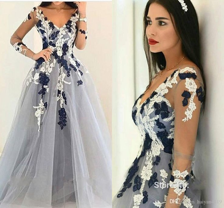 2017 Custom Made Fantastic Prom Dress,Long