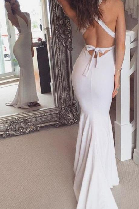 Long prom dress, side split prom dress, sexy prom dress, two pieces prom dress, formal prom dress, cap sleeve prom dress, beach dress