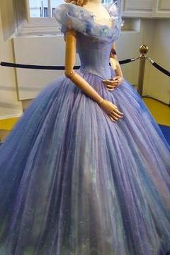 Cinderella Ball Gown Quinceanera Dresses For Sweet Party