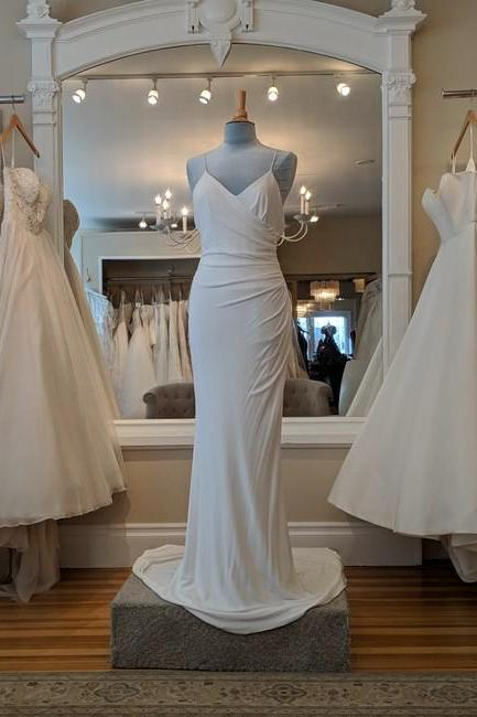 Formal Wedding Dress,PL0232
