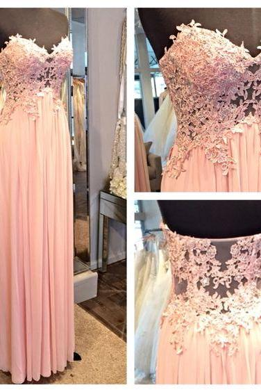 Chiffon Prom Dress,Sweetheart Chiffon Prom Dress,A line Prom Dresses,Long Prom Dresses,Appliques Formal Gowns,Long Chiffon Prom Dresses,Long Prom Dresses,Sexy Prom Dress,Long Chiffon Formal Gowns,A-line Formal Gowns,Long Party Dress,Chiffon Evening Dress