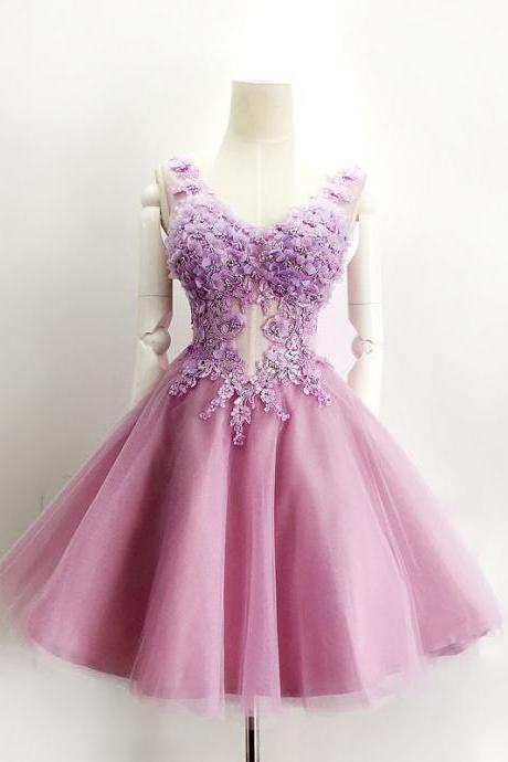 bfb7566ad408 Tulle Homecoming Dresses