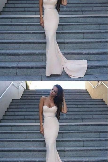 Charming Prom Dress, Mermaid Prom Dress,Sexy Prom Dress,Long Evening Dress,Evening Formal Gown,Prom Dresses