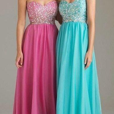 CharmingProm Dress,Sweetheart Prom Dress,A-Line Prom Dress,Sequined Prom Dress,Poplin Prom Dress