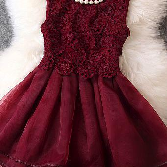Homecoming Dresses,Dark Red Homecoming Dresses With Appliques,Juniors Homecoming Dresses,Homecoming Dresses With Pearls
